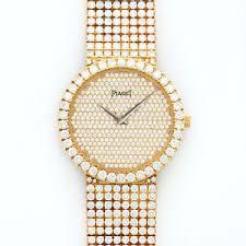 piaget bracelet piaget yellow gold diamond bracelet ebay