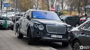 bentley bentayga render bentley bentayga 17 listopad 2017 autogespot