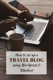 get started blogging setting up a wordpress blog with bluehost