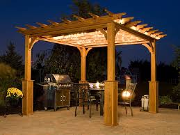 Lighting For Patios Peek Into Perfection With 24 Patio Lighting Ideas Slodive