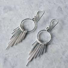 minimal earrings 15 best minimalist earrings images on minimalist