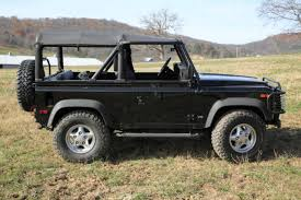 land rover defender 90 convertible 1997 land rover defender information and photos zombiedrive