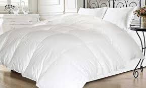 White Down Comforters Down U0026 Alternative Comforters Deals U0026 Coupons Groupon
