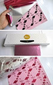 diy metallic wrapping paper lou