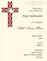 confirmation invitation mydiane designs confirmation invitation