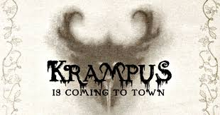 krampus cards wish a scary christmas and happy new fear movieweb