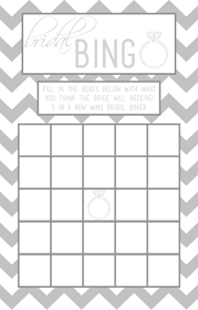 bridal bingo chaotic toejam