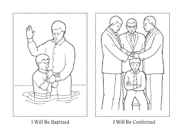 nursery manual page 111 i will be baptized and confirmed
