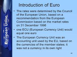 Council Of European Union History European Union