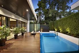 Outdoor Room Ideas Relaxing Outdoor Space Of A House On Balaclava Road Australia