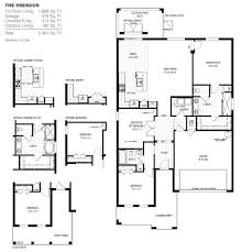 builder floor plans hibiscus a in harmony reserve builders