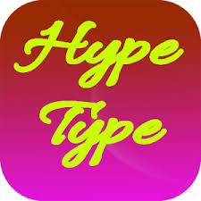 app for android hype type app animated text for android