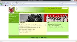 Membuat Web Html   membuat desain layout halaman web dengan html mieke blog