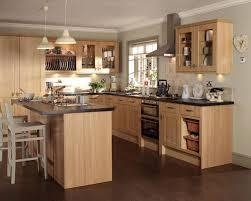 Light Oak Kitchen Burford Light Oak Kitchen Kitchen Design Elements