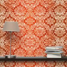 wandgestaltung orientalisch vliestapete barocktapete fototapete quadrat orientalisch