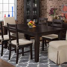 alpine furniture arendal dining table hayneedle