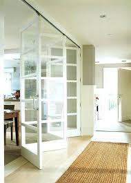 separation en verre cuisine salon porte separation vitree separation vitree cuisine salon 9 verri232re