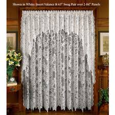 lace products and sicily on pinterest lace window treatment with