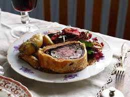 the ultimate beef wellington recipe tyler florence food network