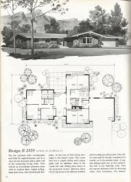 Contemporary Country House Plans 323 Best Mid Century Modern Floor Plans Images On Pinterest