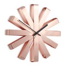 Wall Clock Buy Umbra Ribbon Wall Clock Amara