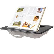 Lap And Bed Desk Book Stand For Bed Works Also As A Lapdesk For Tablets And Pc