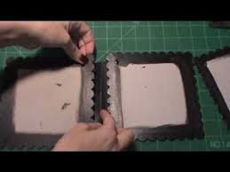 Expandable Photo Albums How To Make An Expandable Binding Youtube