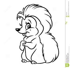 coloring pages hedgehog creativemove me