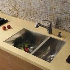 undermount kitchen sink with faucet holes brilliant stainless undermount kitchen sink undermount kitchen