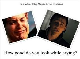 Meme Tobey Maguire - tobey maguire