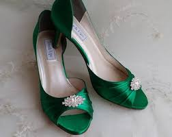 wedding shoes green green wedding shoes with ivory or white appliqués olive