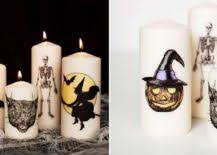 13 creepy diy halloween candle ideas for an eerily radiant holiday