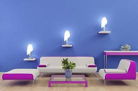 purple and room decoration attractive personalised home design