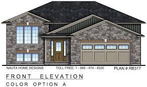raised bungalow house plans raised bungalow house plans rijus home design ltd
