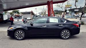 nissan altima for sale with sunroof 2017 nissan altima sl sedan 4 cyl 2 5 l leather sunroof only
