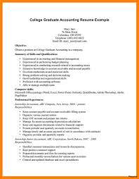 sle resume for fresh graduates accounting software accounting resume sle printable sles free for freshers word