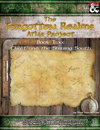 Forgotten Realms Map The Forgotten Realms Atlas Project Book One Dungeon Masters