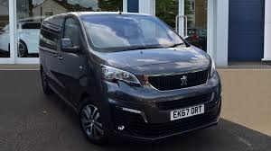 peugeot impressive 2017 peugeot traveller used peugeot traveller cars for sale motors co uk
