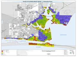 Fort Walton Beach Map Evacuation Zones