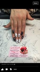 gel nails home facebook