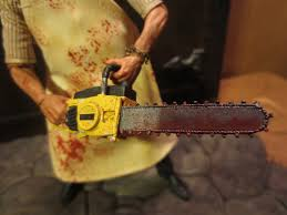 action figure barbecue re halloween special ultimate leatherface