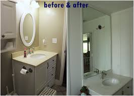 how to build a floating vanity cabinet how to professionally install a bathroom mirror