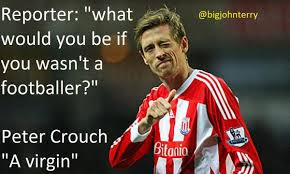 Peter Crouch Meme - funny for peter crouch funny www funnyton com