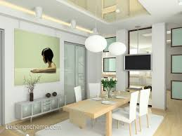 interior design for small living room and kitchen modern ideas