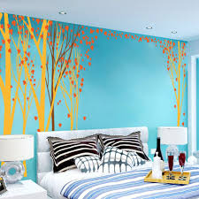 compare prices on maple wall online shopping buy low price maple new 200 448 cm large size maple forest nature wall stickers bedroom kids room