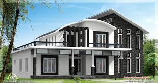 unique home design can be 3600 sqft or 2800 sqft kerala home