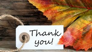 creative ways to say thanks
