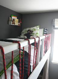Bunk Bed Shelf Ikea Remodelaholic 25 Ways To Use Ikea Bekvam Spice Racks At Home