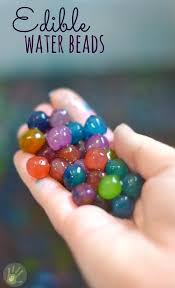 Kitchen Science Experiments You Can Eat Water Beads Science - Simple kitchen science experiments