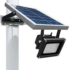 Outdoor Solar Table L Solar Outdoor Flood Light By Wonderlux Included Mounting Bracket